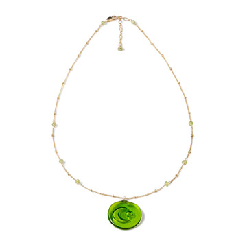 Glass Spirituality Necklace: Islam