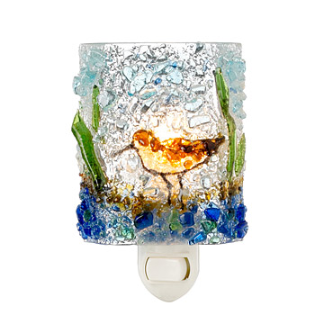 Recycled Sandpiper Night Light