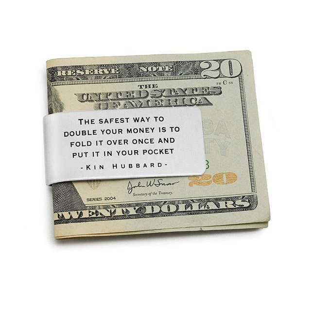 Double Your Money Clip