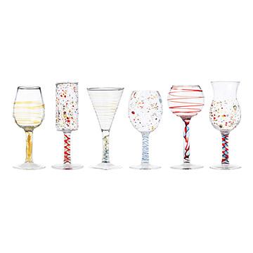 Maggliolini Cordial Glasses