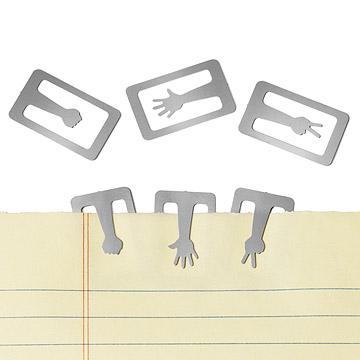 Rock Paper Scissors Marking Clips