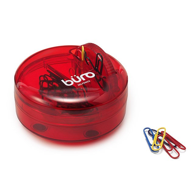 Magic Wheel Paper Clip Dispenser
