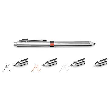 Chrome 4-Function Pen