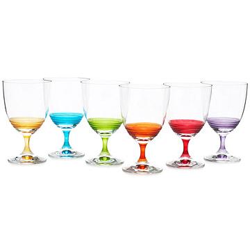 Day Wine Glasses - Set of 6