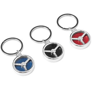 Vintage Mustang Key Ring