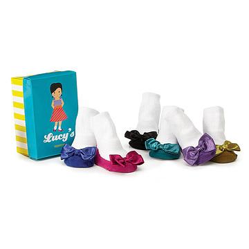 Lucy's Socks - Set of 6