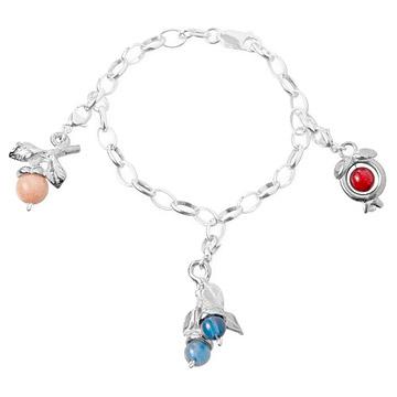 Farmer's Market Charm Bracelet