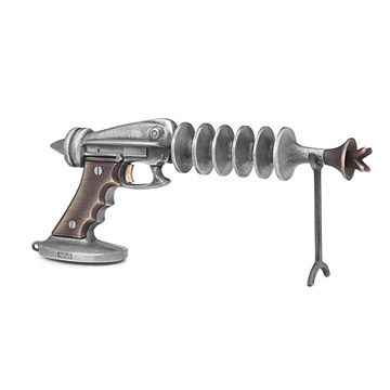 Ray Gun Sculpture