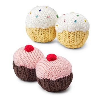 Cupcake Sachets