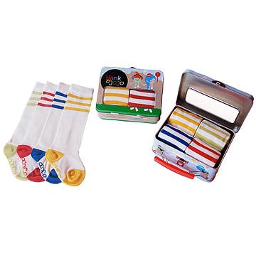 Baby Tube Socks - Set of 4
