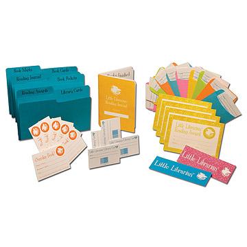 Little Librarian Kit