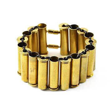 Bullet Casing Cuff