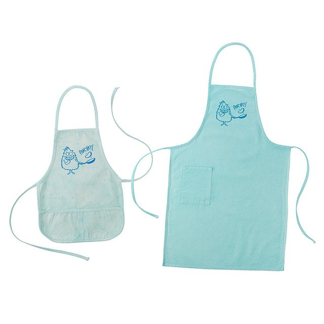 Pancake Monster Aprons