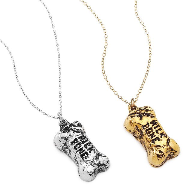 Milkbone Necklace