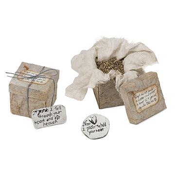 Dog Memorial Box