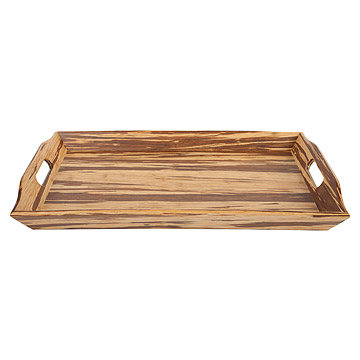 Tiger Bamboo Tray