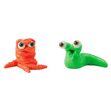 Putty Creatures - Set of 2