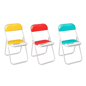 PANTONE Folding Chairs Seating Entertaining Home Decor