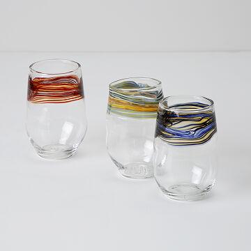Marble Shot Glasses - Set of 5