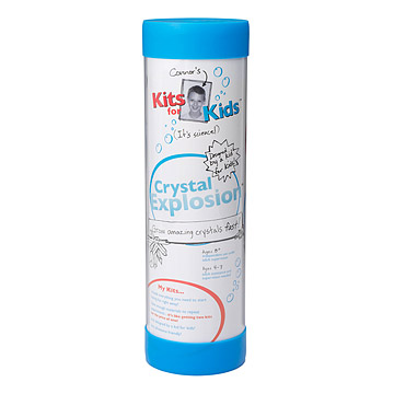 Crystal Explosion - Connor's Kits for Kids