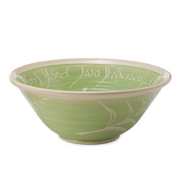 Personalized Wedding Bowl