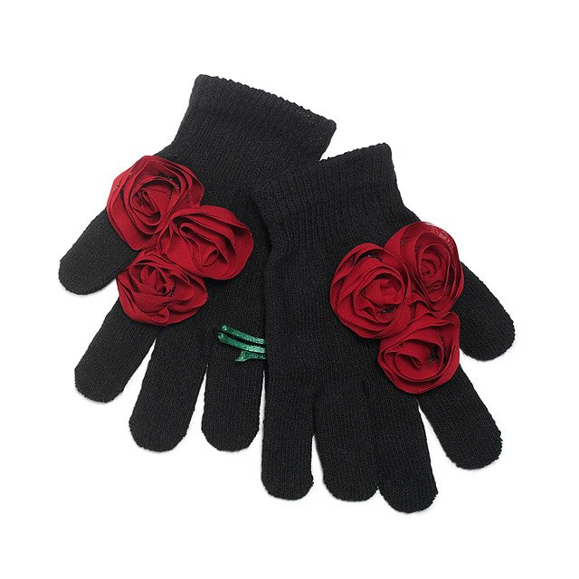 Bouquet of Flowers Gloves 2