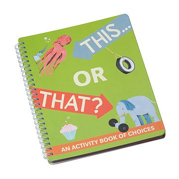This or That? Activity Book