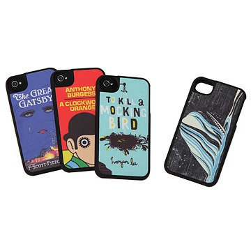 Literary Art iPhone4 Cases