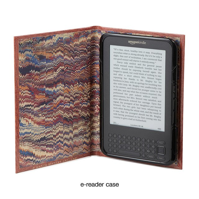 Ipad & Kindle Book Case - Fairy Tales 3