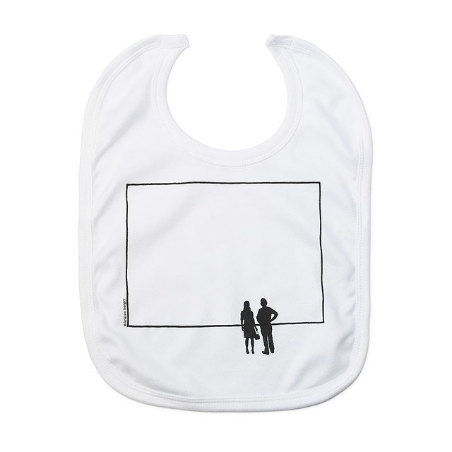 Blank Canvas Bib 2