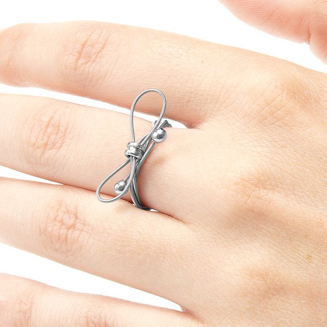 Guitar String Rings 2