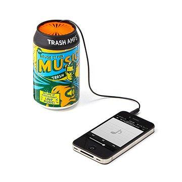Soda Can Speaker