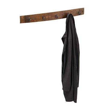 Reclaimed Wine Barrel Coat Hook