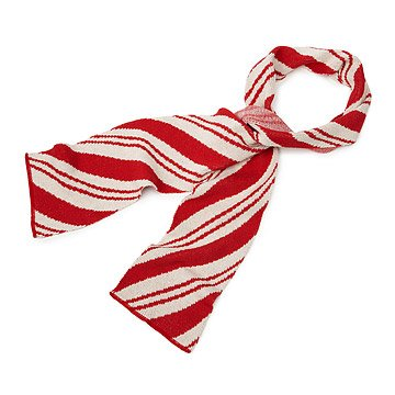 Candy Cane Scarf