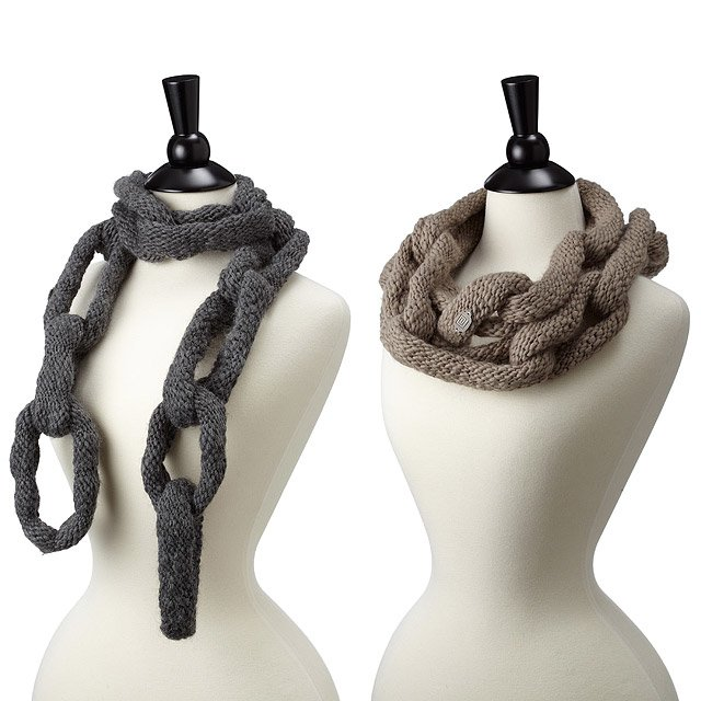 Chain Link Scarf 2