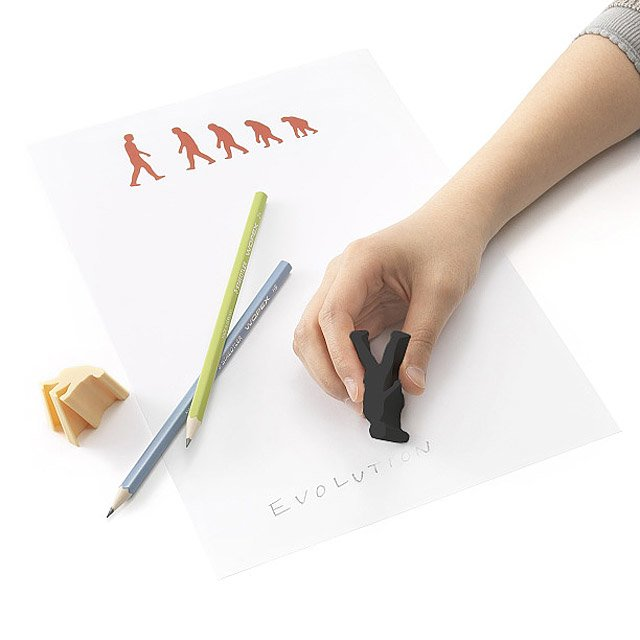 Evolution Erasers - Set of 2 3