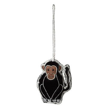 Monkey Ornament
