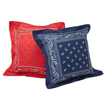 Bandana Pillows