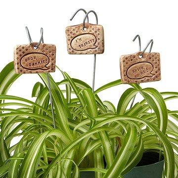 Garden Markers - Set of 3