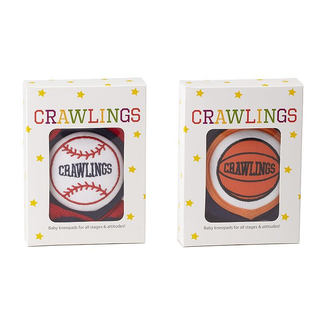 Crawlings Sports Knee Pads 3