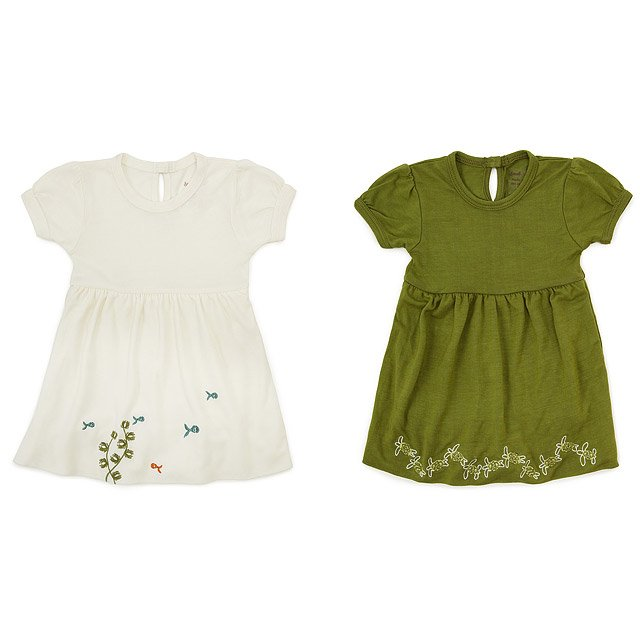 Baby Bubble Dresses