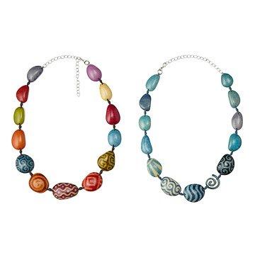 Tagua Batik Necklaces