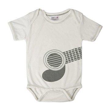 Strumming Guitar Babysuit