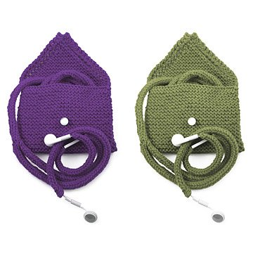 Earbuds Cozy Knitting Kit