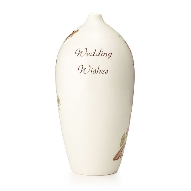 Wedding Wish Vase