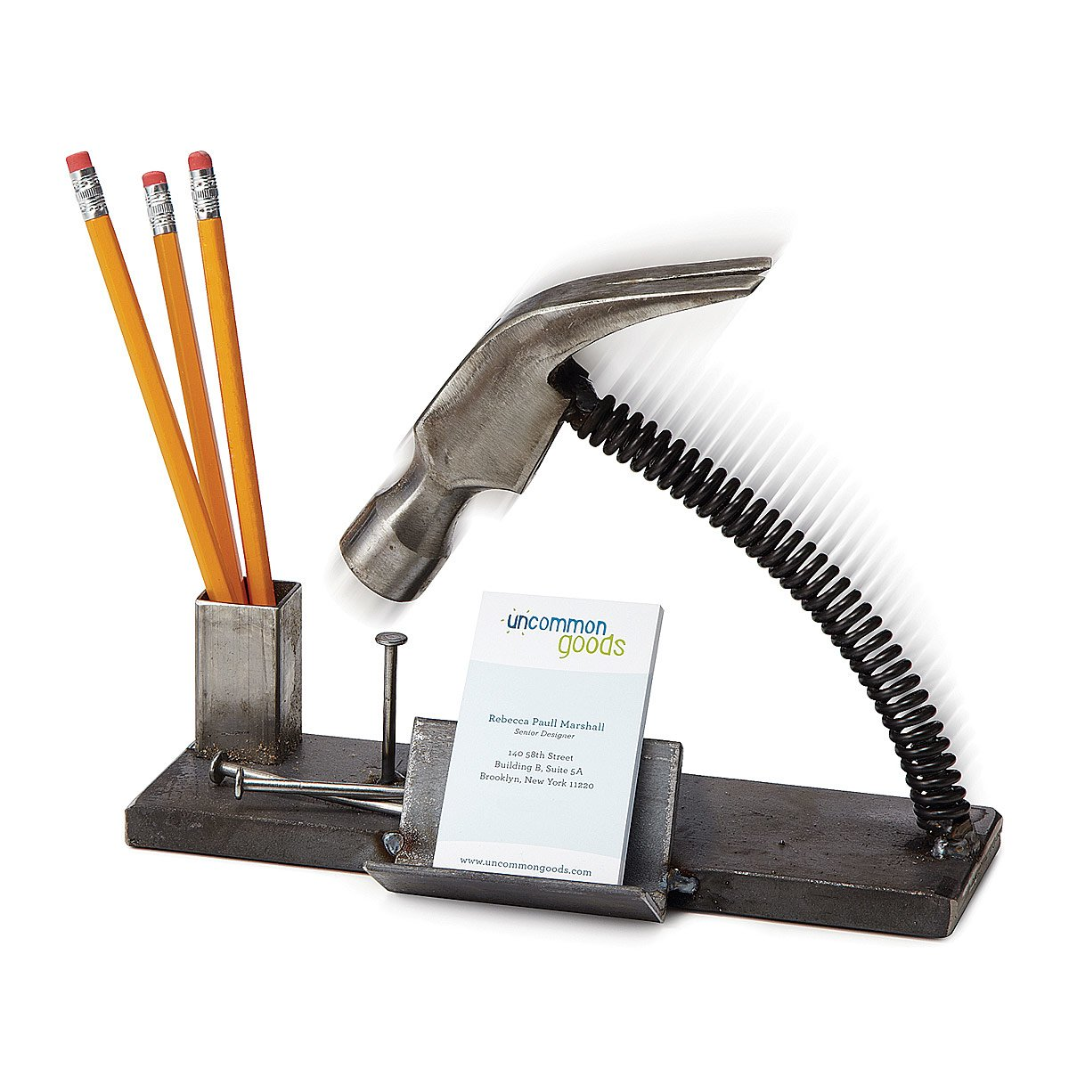 Nailed it desk organizer funny office art uncommongoods - Desk organization accessories ...