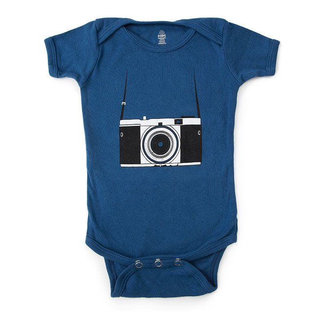 The Tourist Babysuit