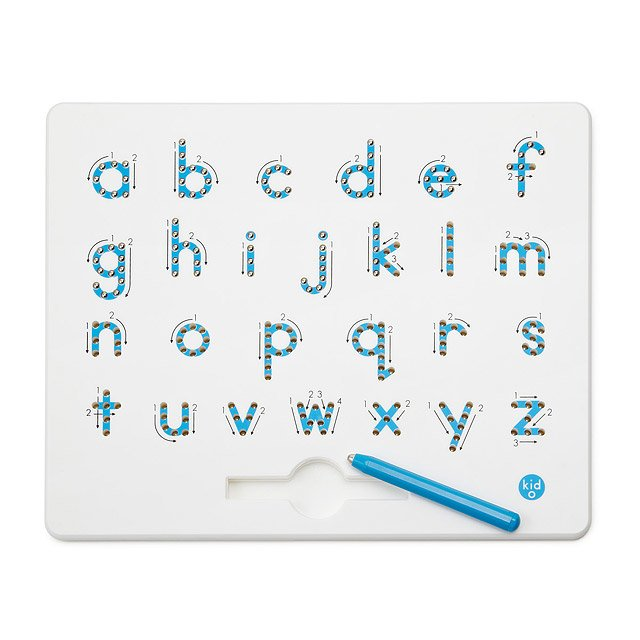 A-Z Magnatab Lowercase Letters