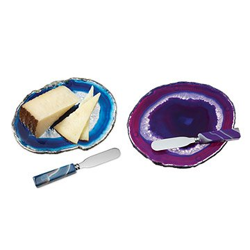 Agate Cheese Sets