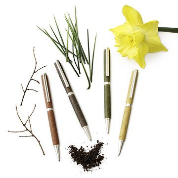 Garden Pens Earthy Collection